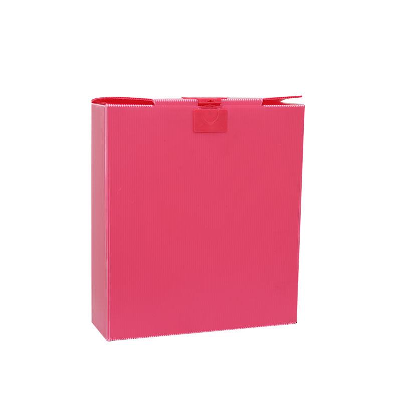 Boîtes en plastique ondulé Corflute conteneurs Coroplast Boîtes Conception de couleur de taille personnalisée pour l'emballage ou la circulation